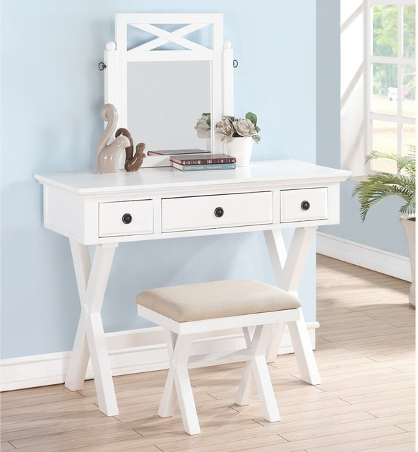 White Makeup Vanity universalcouncilinfo
