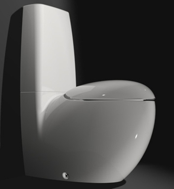 Laufen Toilet - Modern - Toilets - San Francisco - by THE BATH + BEYOND