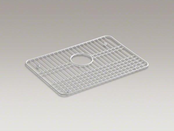 Kohler Sink Rack : ... stainless steel sink rack - Contemporary - Bathroom Sinks - by Kohler