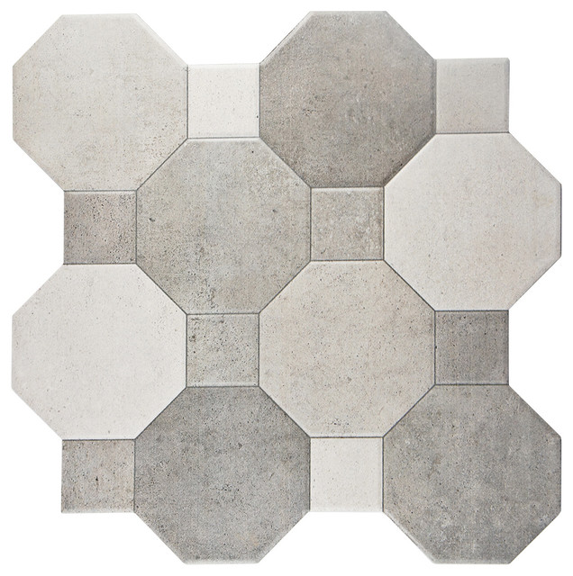 Cement ceramic wall tile modern wall and floor tile by somertile
