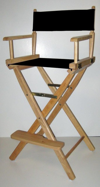 30 Inch Seat Height Folding Directors Chair  : contemporary folding chairs and stools from houzz.com size 342 x 640 jpeg 39kB
