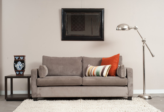 Manhattan fabric queen sofa bed sydney for Sofa bed sydney