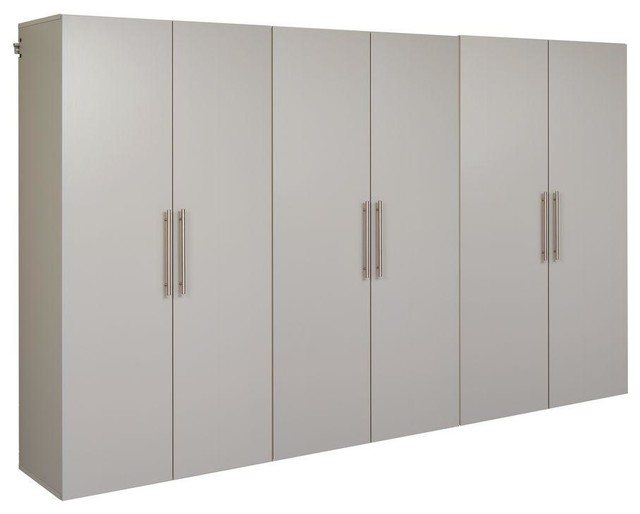 Prepac File & Storage Cabinets HangUps Collection Wall Mount Laminated Storage contemporary ...