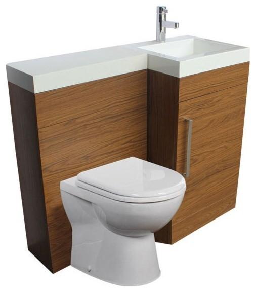 Venice right hand complete set modern bathroom vanities and sink consoles london Complete bathroom vanity