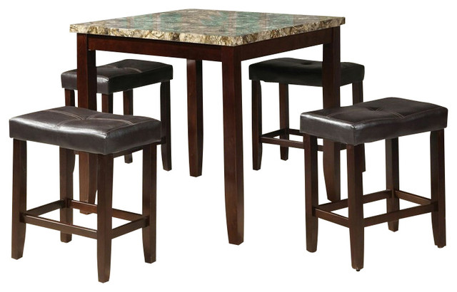 faux marble counter height table set 28 images faux  : contemporary dining sets from americanhomesforsale.us size 640 x 410 jpeg 56kB
