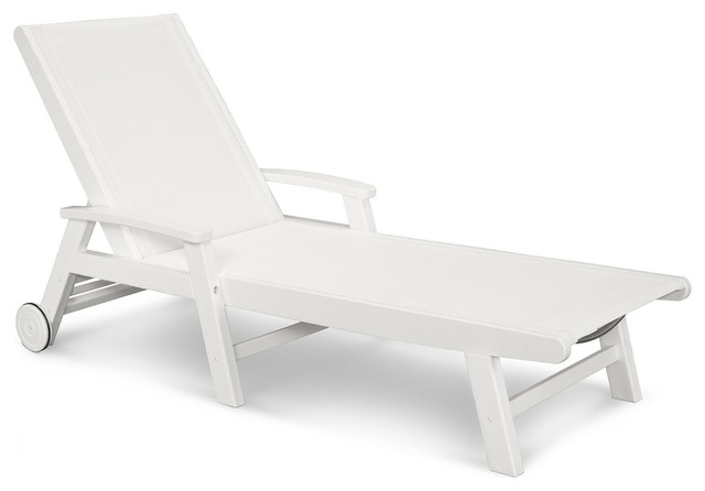 28 white chaise lounge outdoor miami wickerlook resin outdo