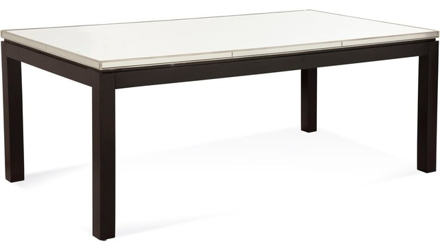 basset mirror company taney dining table modern dining tables by