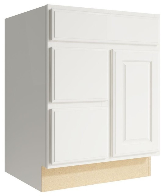 Cardell Cabinets Salvo 24 in. W x 31 in. H Vanity Cabinet ...