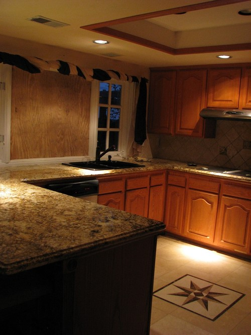 Need Help In Kitchen Remodeling Plzzzz