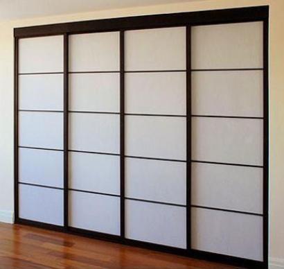 Sliding Closet Doors - Contemporary