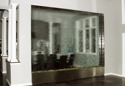 Indoor Custom Water Feature Ideas