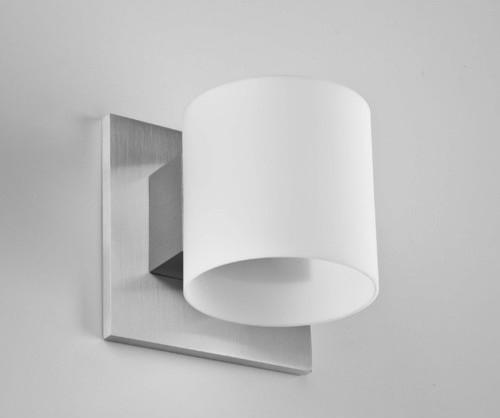 alume 1 light wall indirect direct wall mount modern. Black Bedroom Furniture Sets. Home Design Ideas