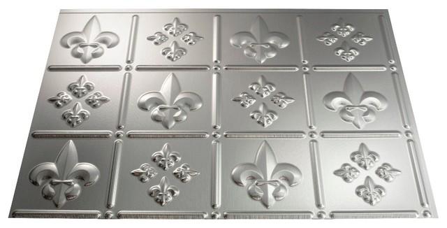 Fasade Fleur De Lis Backsplash 18 Square Ft Kit