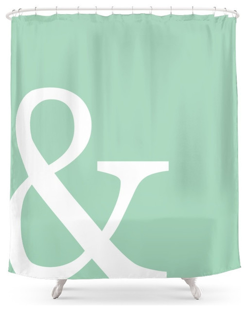 Ampersand curtains