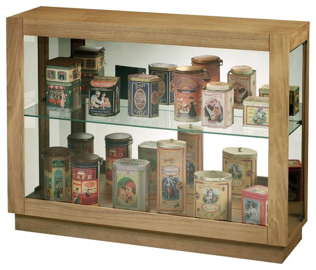 Howard Miller Marsh Bay Console Curio Cabinet - Wall ...