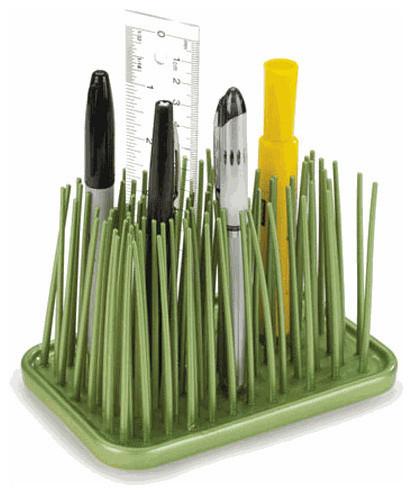 Grassy Organizer, Green - Contemporary - Desk Accessories - by ...
