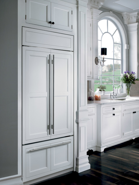Sub Zero 42 Quot Over And Under With French Door Refrigerator