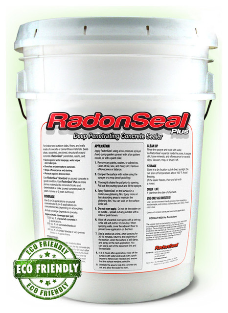 Can You Paint Over Radonseal