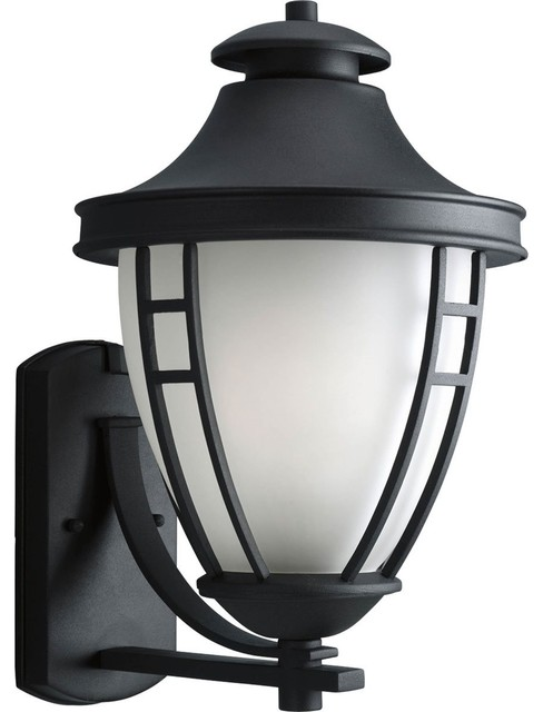 Wall Sconces Progress Lighting : Progress Lighting Fairview Transitional Outdoor Wall Sconce X-13-6945P - Transitional - Outdoor ...