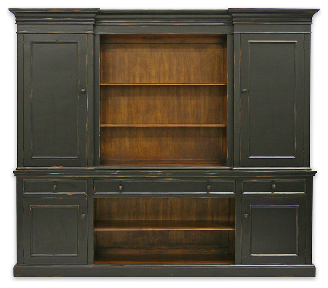Clarke Hutch Traditional China Cabinets And Hutches