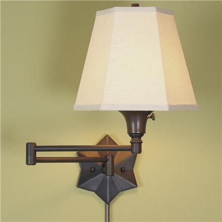 swing arm wall lamps for bedroom 2