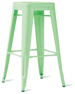 Tolix marais barstool design within reach industrial bar stools and counter stools by - Tolix marais counter stool ...