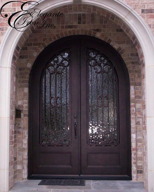 Iron Doors - Dallas - by Elegante Iron, Inc.