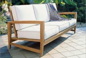 Amalfi deep seating sofa by kingsley bate asian outdoor sofas