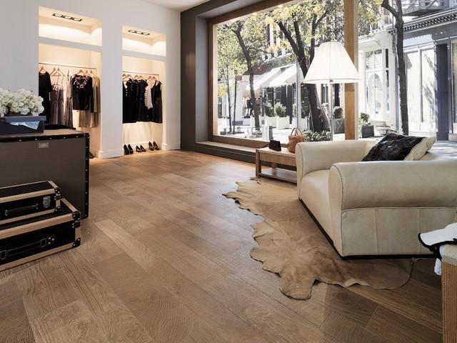 Timber Look Tiles Oxford Cognac Contemporary Living