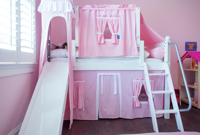 Princess Castle Bed Contemporary Kids Beds Dc Metro