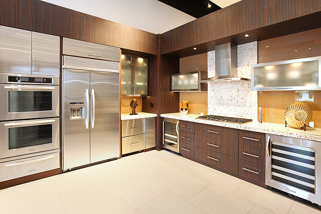 Pirch Costa Mesa Contemporary Kitchen Cabinetry Orange County By Lifestyle Kitchens By