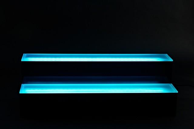 lighted shelf 1