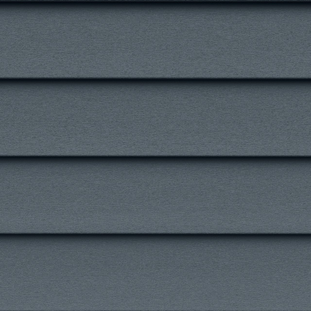 Haven 174 Insulated Siding In Midnight Surf Traditional