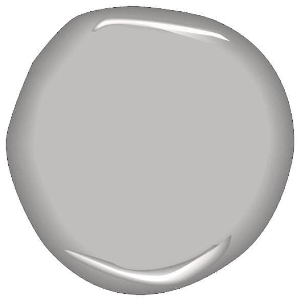 Through the looking glass csp 495 paint by benjamin moore for Benjamin moore misty grey