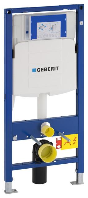 Geberit sigma concealed toilet tank modern toilets for Geberit tank
