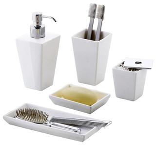 Elegant All Products  Bathroom  Bathroom Accessories  Bathroom Storage Jars