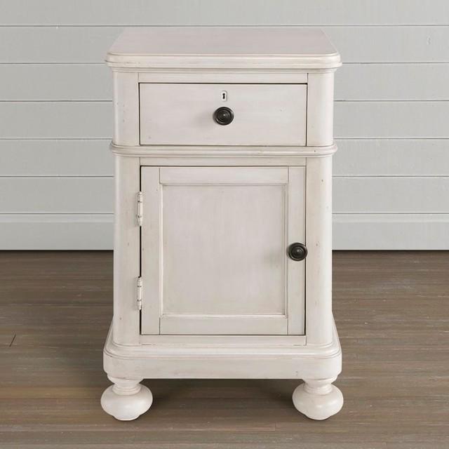 Wakefield Bedside Cabinet by Bassett Furniture ...