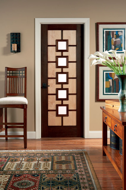 Art Deco Door Modern Interior Doors By Trustile Doors