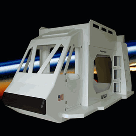 Space Shuttle Theme Bunk Bed - Eclectic - Kids Beds - by ...
