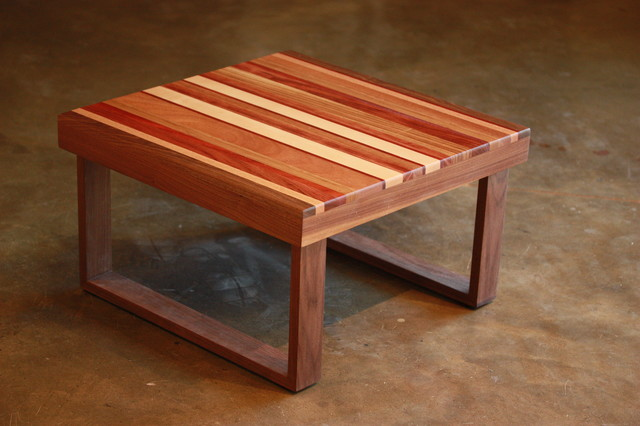 Custom furniture Rustic Side Tables And End Tables