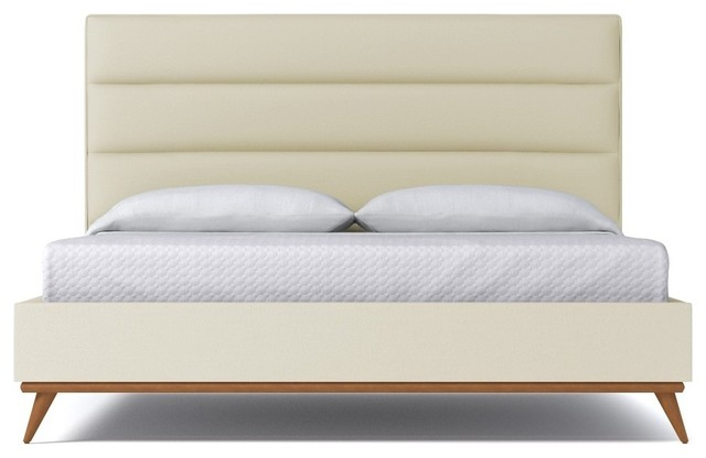 Cooper Upholstered Bed From Kyle Schuneman Buckwheat Buckwheat