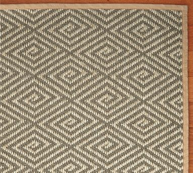 Stark Tm Concepts Custom Diamond Sisal Rug Platinum 2 X