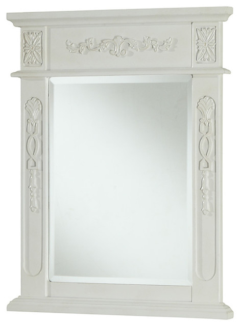 New  Mirror Modern Collection Black Mirror  Traditional  Bathroom Mirrors
