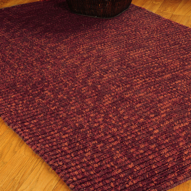Tivoli jute cotton rug contemporary rugs los angeles for Modern rugs los angeles