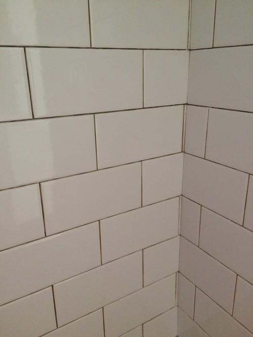 Subway Tile Crisis Help With Corners
