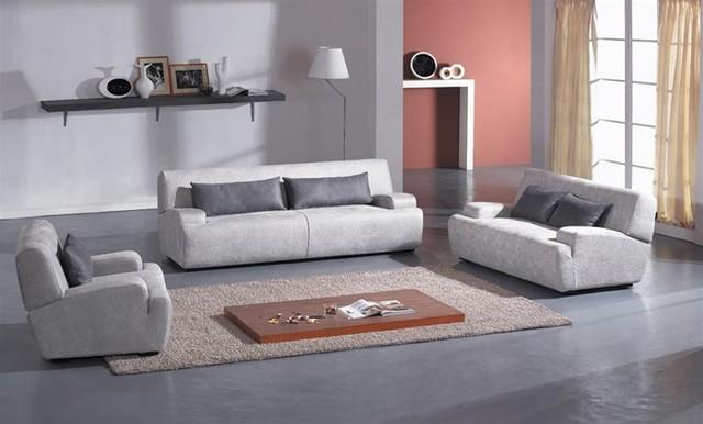 The Martino Fabric Sofa Set YF7024 Modern Living Room Furniture Sets By