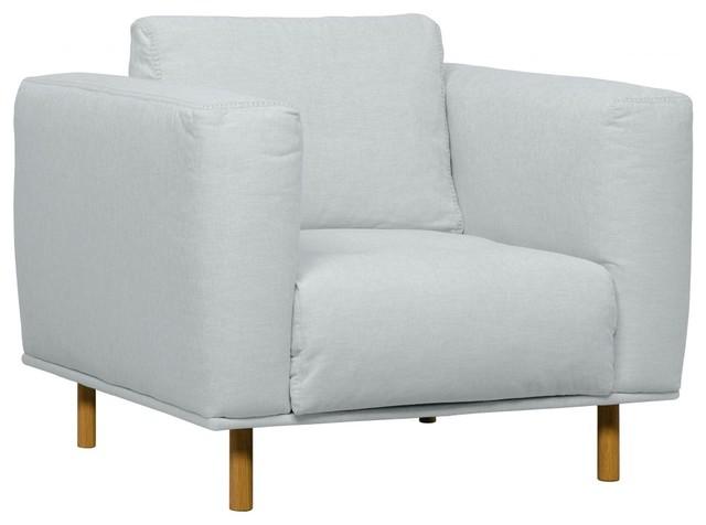 loungesessel liberty silbergrau eiche moderne fauteuil. Black Bedroom Furniture Sets. Home Design Ideas