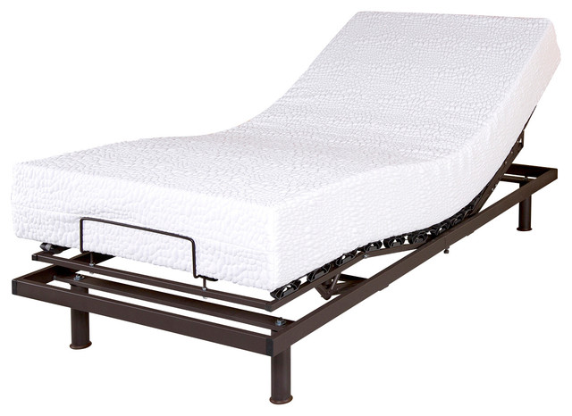 T Motion Adjustable Mattress, Twin Extra Long - Modern ...