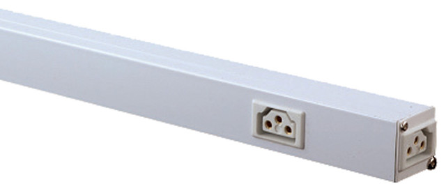 Power Strip With 6 Outlets Modern Under Cabinet Lighting By Jesco Light