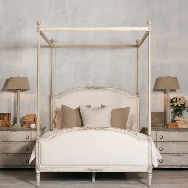 canopy four poster bed king 1